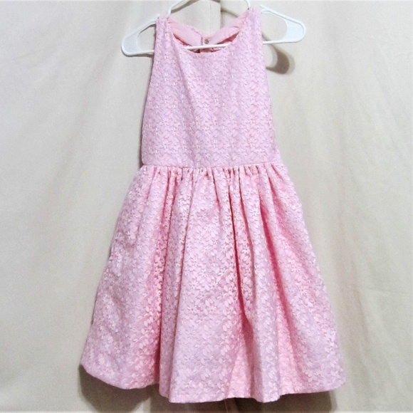Kate Spade Other - Kate Spade Pink Party Dress, 10Y